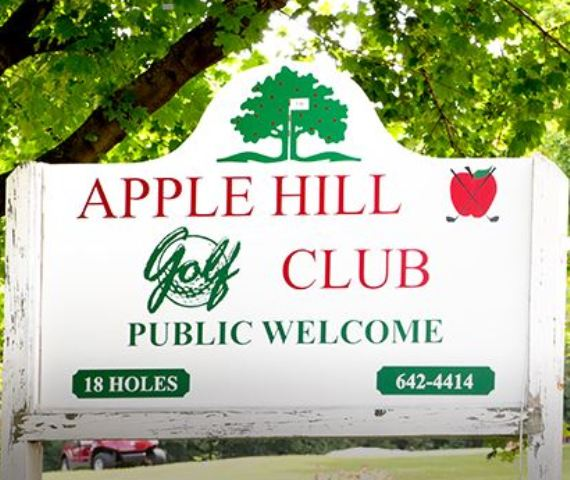 Apple Hill Golf Club | Apple Hill Regulation Course,East Kingston, New Hampshire,  - Golf Course Photo