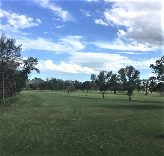 Apple Grove Golf Course, Minot, North Dakota,  - Golf Course Photo