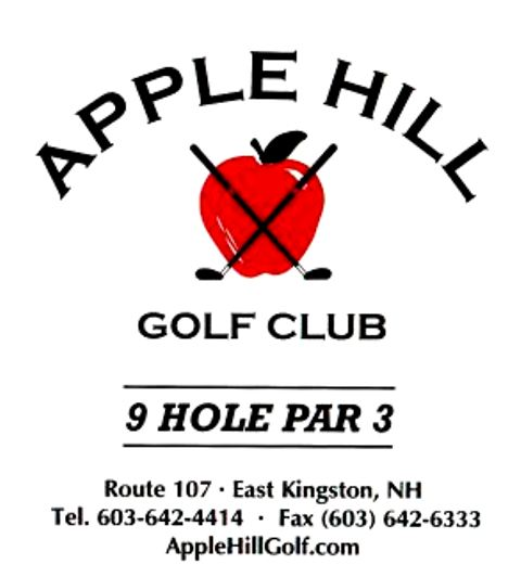 Apple Hill Golf Club | Apple Hill 9-hole Par-3 Course, East Kingston, New Hampshire, 03827 - Golf Course Photo