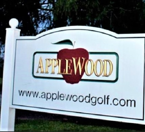 Applewood Golf Course, CLOSED 2011, Harding, Pennsylvania,  - Golf Course Photo