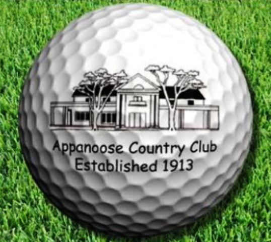 Appanoose Country Club, Centerville, Iowa,  - Golf Course Photo