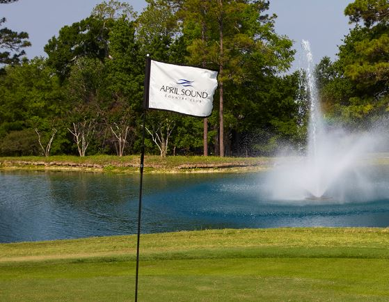 April Sound Country Club, The Lake View Course, Montgomery, Texas,  - Golf Course Photo