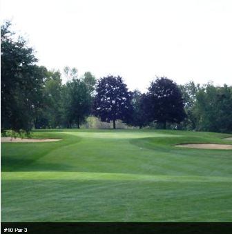 Arbor Hills Golf Club,Jackson, Michigan,  - Golf Course Photo
