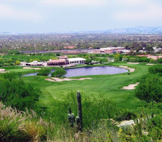 Golf Course Photo, Arizona National Golf Club, Tucson, 85749