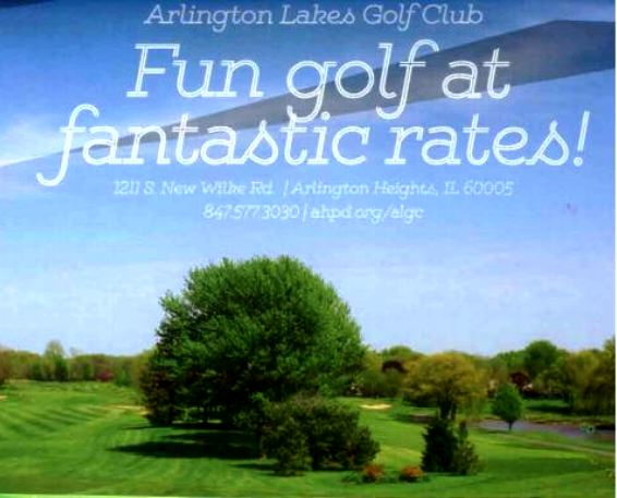 Golf Course Photo, Arlington Lakes Golf Club, Arlington Heights, 60005