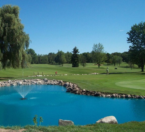 Arrowhead Golf Course, Lowell, Michigan,  - Golf Course Photo