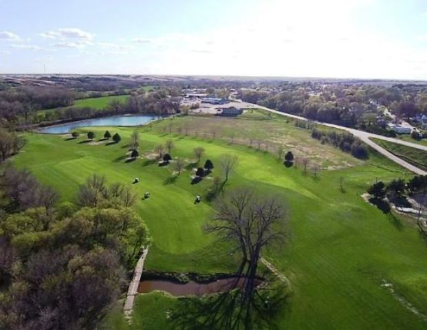 Golf Course Photo, Arrowhead Meadows Golf Course, Curtis, Nebraska, 69025