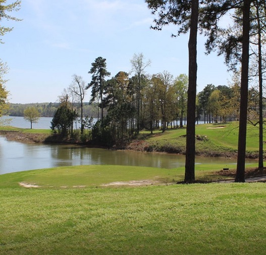 Arrowhead Pointe Golf Course, Elberton, Georgia,  - Golf Course Photo