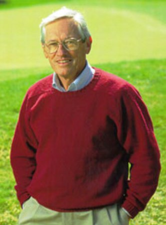 Golf architect Photo, Arthur Hills