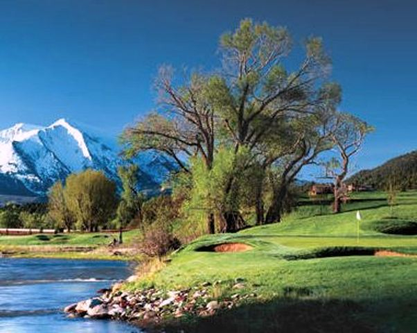 Golf Course Photo, Aspen Glen Club, Carbondale, 81623