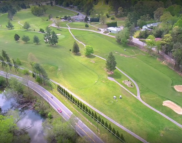 Asheville Municipal Golf Course, Asheville, North Carolina,  - Golf Course Photo