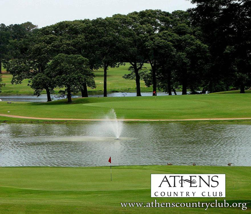 Athens Country Club, Athens, Texas, 75751 - Golf Course Photo