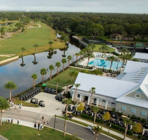 Atlantic Beach Country Club, Atlantic Beach, Florida, 32233 - Golf Course Photo