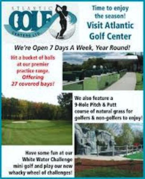 Atlantic Golf Center,South Attleboro, Massachusetts,  - Golf Course Photo
