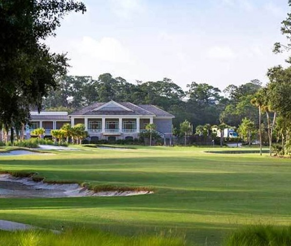 Atlantic Dunes Golf Course, Sea Pines Resort