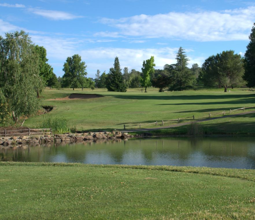 Auburn Valley Country Club