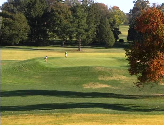 Audubon Country Club,Louisville, Kentucky,  - Golf Course Photo