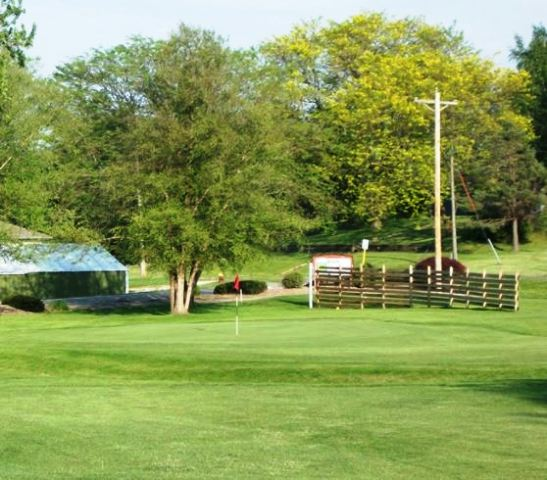 Audubon Golf & Country Club, Audubon, Iowa,  - Golf Course Photo