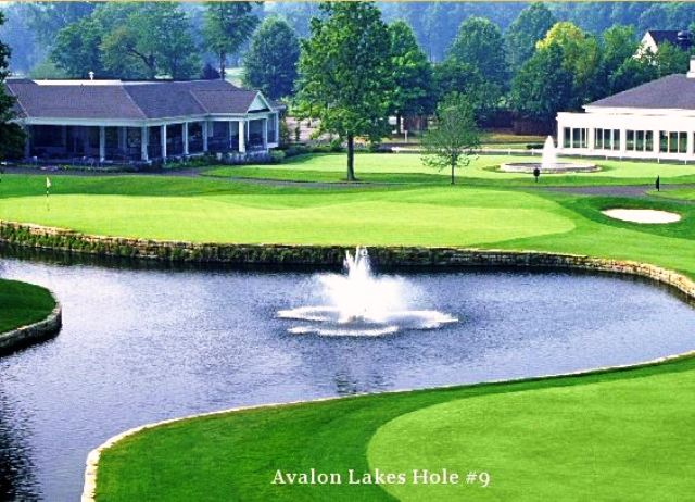 Golf Course Photo, Avalon Lakes Golf Course, Warren, 44484
