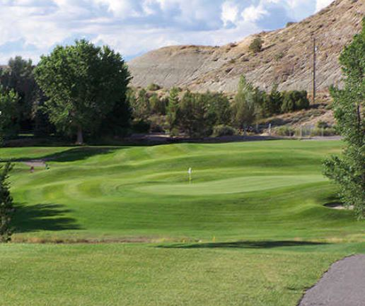 Aztec Municipal Golf Course, Aztec, New Mexico,  - Golf Course Photo
