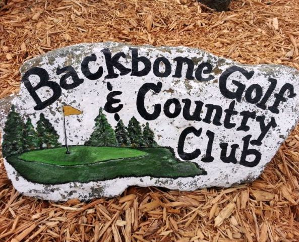 Backbone Golf & Country Club, Strawberry Point, Iowa,  - Golf Course Photo