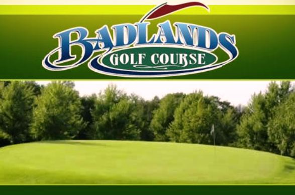 Golf Course Photo, Badlands Golf Course, Roberts, 54023
