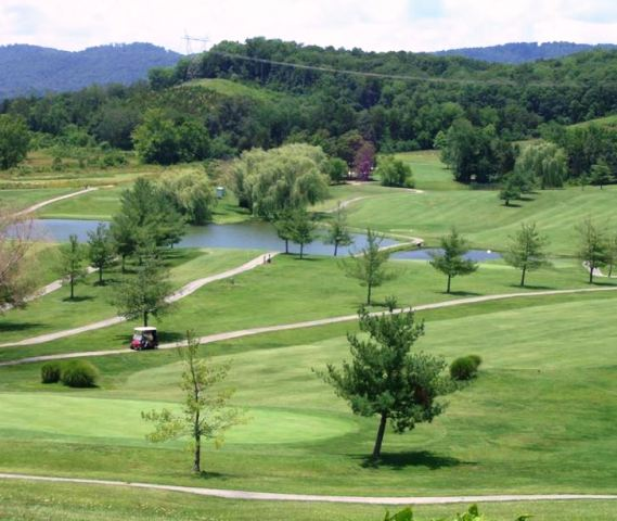 Baileyton Golf Club,Greeneville, Tennessee,  - Golf Course Photo