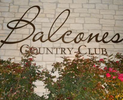 Golf Course Photo, Balcones Country Club, Balcones Course, Austin, 78750