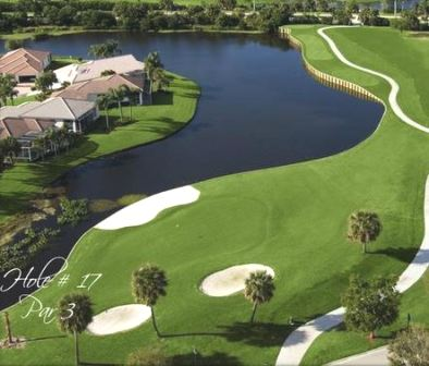 Santa Lucia River Club ,Port Saint Lucie, Florida,  - Golf Course Photo
