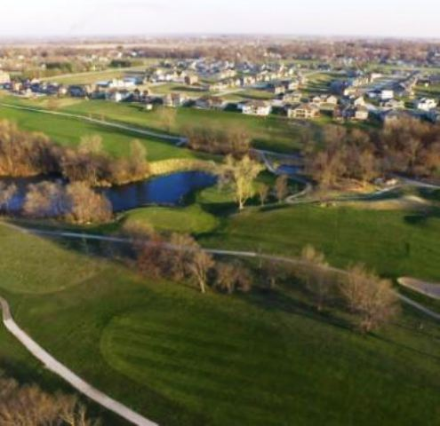 Ballard Golf & Country Club, Huxley, Iowa,  - Golf Course Photo
