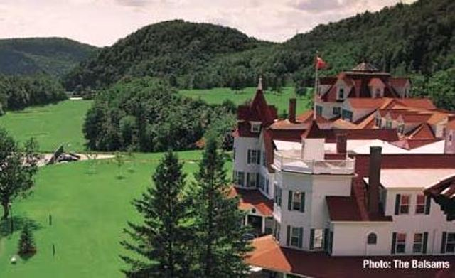 Balsams Country Club, Coashaukee Golf Course, CLOSED 2011