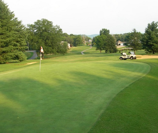 Baneberry Golf & Resort, Baneberry, Tennessee,  - Golf Course Photo