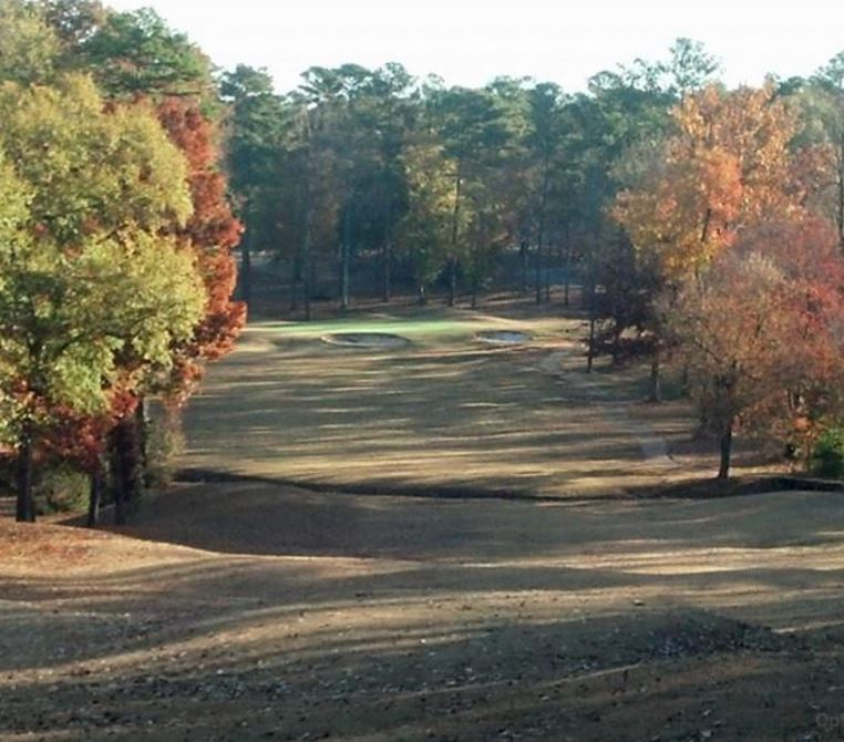 Barrington Hall Golf Club, Macon, Georgia, 31220 - Golf Course Photo