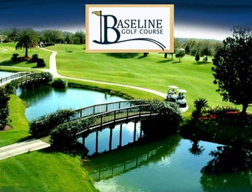 Baseline Golf Course, Ocala, Florida,  - Golf Course Photo