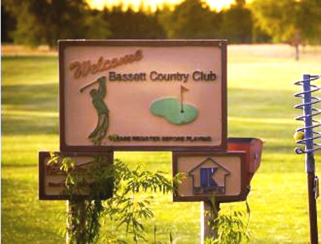Bassett Country Club,Bassett, Nebraska,  - Golf Course Photo