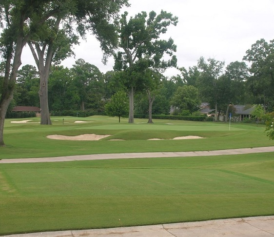 Baton Rouge Country Club, Baton Rouge, Louisiana,  - Golf Course Photo