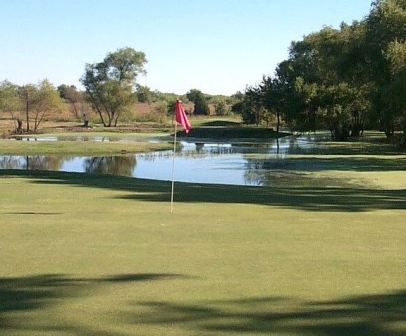 Battle Lake Golf Course,Mart, Texas,  - Golf Course Photo