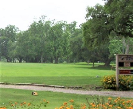 Bay City Country Club, Bay City, Texas,  - Golf Course Photo