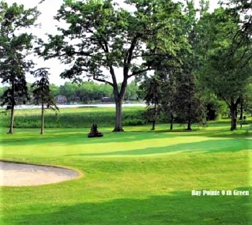 Bay Pointe Golf Club, West Bloomfield, Michigan,  - Golf Course Photo