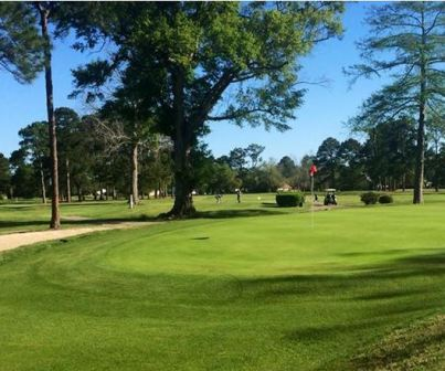 Golf Course Photo, Bayou Country Club, Thibodaux, 70301