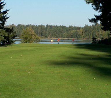 Bayshore Golf Club | Bayshore Golf Course, CLOSED 2013,Shelton, Washington,  - Golf Course Photo