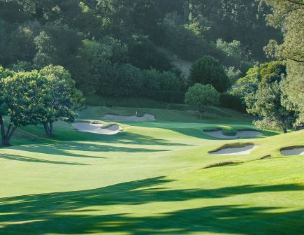Bel-Air Country Club,Los Angeles, California,  - Golf Course Photo