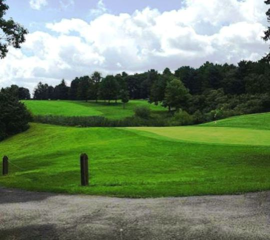 Beaver Valley Country Club, Beaver Falls, Pennsylvania,  - Golf Course Photo