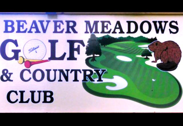 Golf Course Photo, Beaver Meadows Golf & Country Club, Parkersburg, 50665