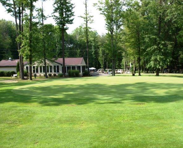 Golf Course Photo, Bedford Trails Public Golf Course, Coitsville, 44436