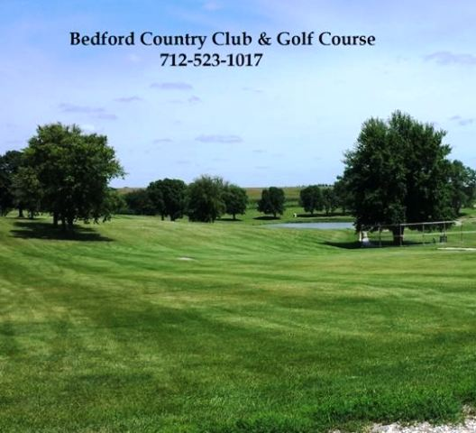 Golf Course Photo, Bedford Golf Club, Bedford, Iowa, 50833