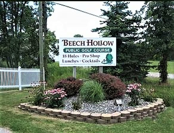 Beech Hollow Golf Course, Freeland, Michigan,  - Golf Course Photo