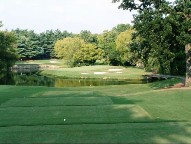 Golf Course Photo, Belle Meade Country Club, Nashville, 37205