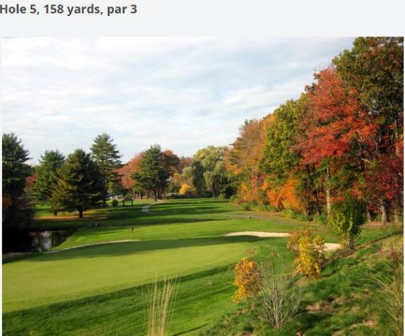 Bellevue Golf Club | Bellevue Golf Course