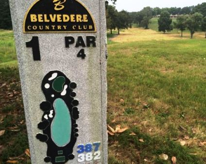 Belvedere Country Club, CLOSED 2013, Hot Springs National Park, Arkansas, 71901 - Golf Course Photo